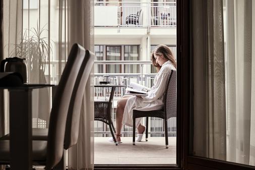 布達佩斯七季公寓酒店 - 布達佩斯 - 布達佩斯 - 陽台