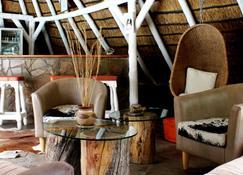 Elegant Desert Lodge - Sesriem - Bar