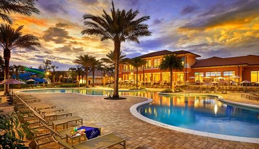 CLC Regal Oaks Resort - Kissimmee - Toà nhà