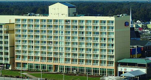 Fairfield Inn and Suites by Marriott Virginia Beach Oceanfront - Βιρτζίνια Μπιτς - Κτίριο