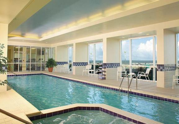 Fairfield Inn and Suites by Marriott Virginia Beach Oceanfront - Virginia Beach - Pool
