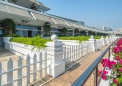 Xiamen International Seaside Hotel - Xiamen - Patio