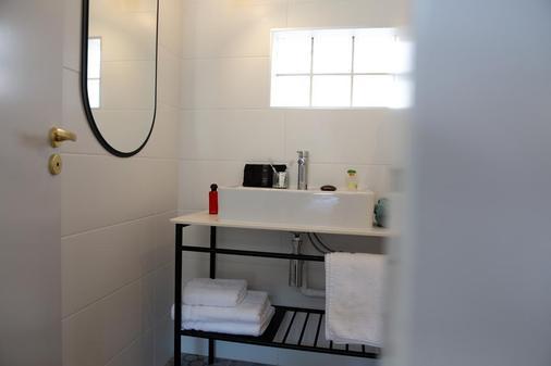 Hôtel Edmond W - Lyon - Bathroom