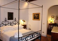 B&B Righi in Santa Croce - Florenz - Schlafzimmer
