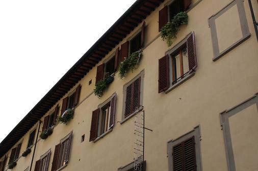 B&B Righi in Santa Croce - Florenz - Gebäude