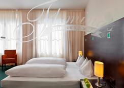 Fleming's Hotel München-City - Munich - Phòng ngủ