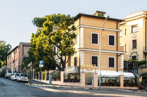 Sourire Hotel - Rome - Building