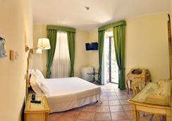 Sourire Hotel - Rome - Bedroom