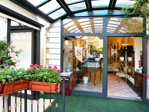 Sourire Hotel - Rome - Lobby