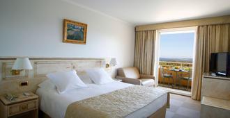 Hotel Corsica - Calvi - Camera da letto