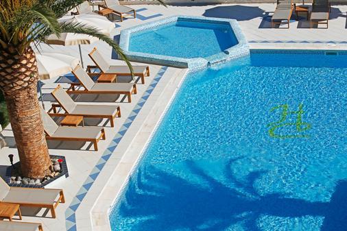 Hotel Corsica - Calvi - Bể bơi
