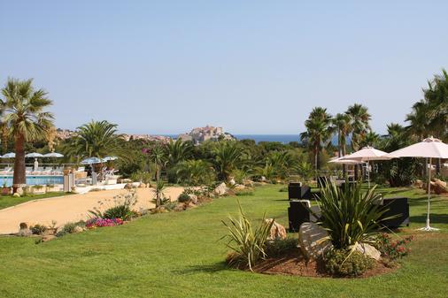 Hotel Corsica - Calvi - Cảnh ngoài trời
