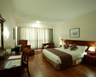 Hotel Pokhara Grande - Pokhara - Phòng ngủ