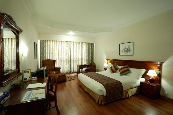 博卡拉格蘭德酒店 - 波哈拉 - 博卡拉 - 臥室