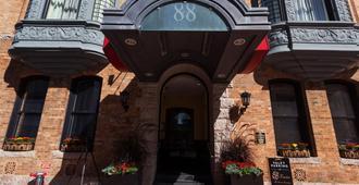 波士頓科普利廣場萬怡酒店 - 波士頓 - 波士頓 - 建築