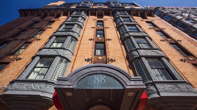 Courtyard by Marriott Boston Copley Square - Boston - Rakennus