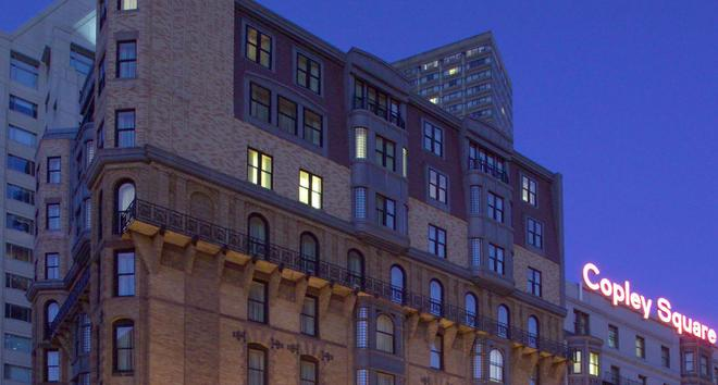 Courtyard by Marriott Boston Copley Square - Boston - Gebäude