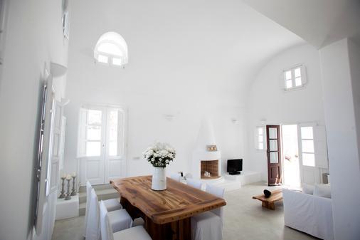 Aenaon Villas - Imerovigli - Lounge