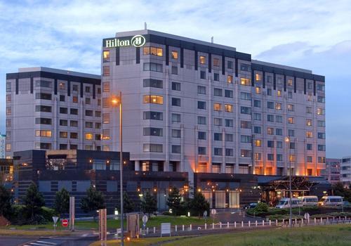 Hilton Paris Charles De Gaulle Airport Roissy En France Building