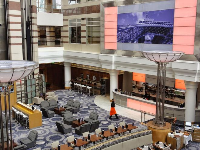 Hilton Paris Charles De Gaulle Airport - Roissy-en-France - Bar
