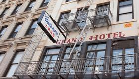 보워리 그랜드 호텔 - 뉴욕 - 건물