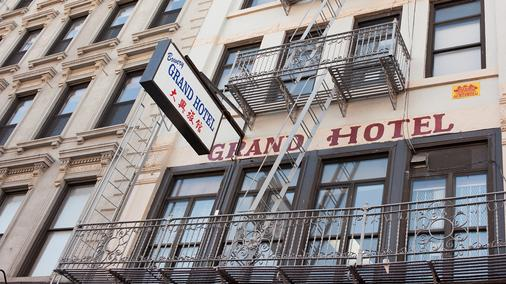 Bowery Grand Hotel - New York - Building