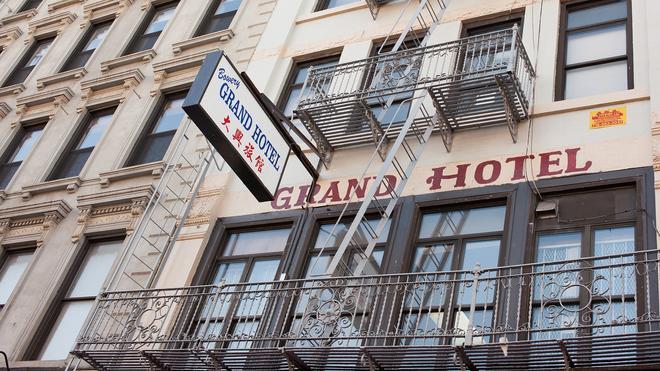 Bowery Grand Hotel - Nova York - Edifício