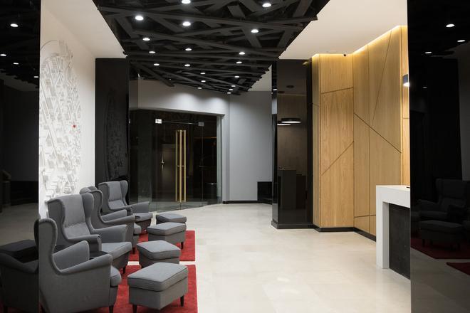 Nova Hotel Yerevan - Yerevan - Lobby
