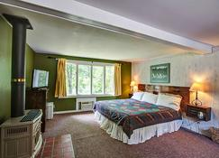 Hob Knob Inn, Bar & Lounge - Stowe - Bedroom