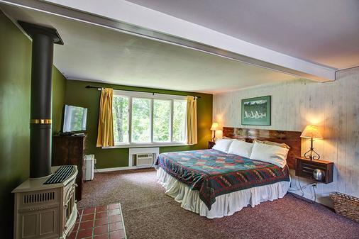 霍波諾波酒店及餐廳 - 斯托 - 斯托 - 臥室
