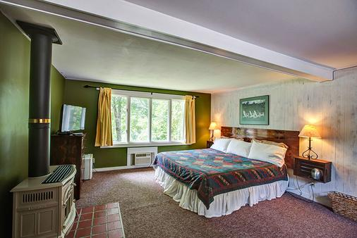 Hob Knob Inn, Bar & Lounge - Stowe - Bedroom