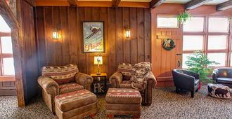 Hob Knob Inn - Stowe - Lounge