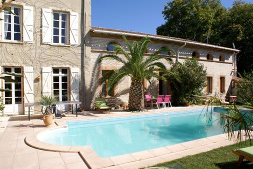Maison Joséphine - Villenouvelle - Pool