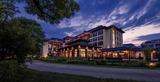 Lindner Park-Hotel Hagenbeck - המבורג - בניין