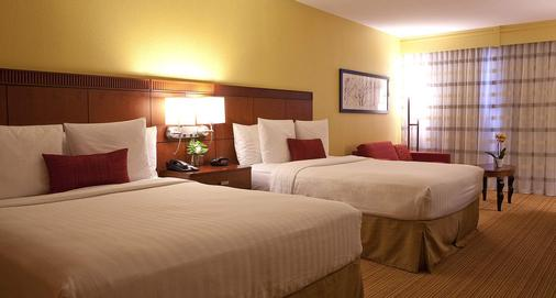 Courtyard by Marriott Austin Downtown/Convention Center - Austin - Makuuhuone