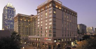 Courtyard by Marriott Austin Downtown/Convention Center - Austin - Rakennus