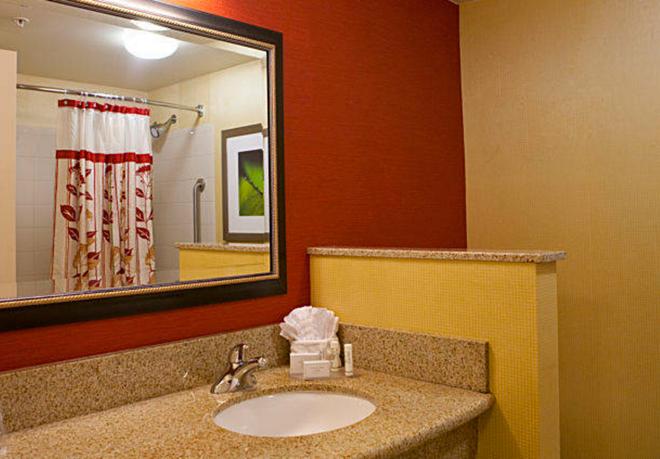 Courtyard by Marriott Austin Downtown/Convention Center - Austin - Bathroom