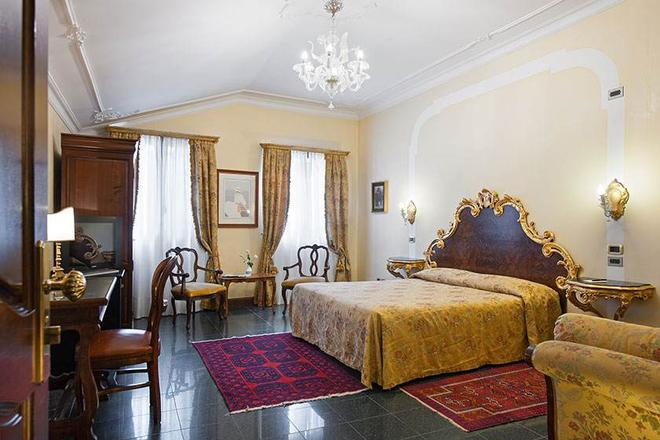 Hotel San Cassiano Ca'Favretto - Venetsia - Makuuhuone