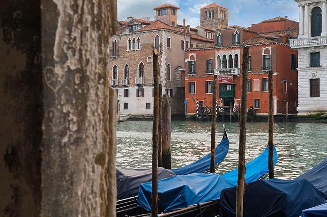 Hotel San Cassiano Ca'Favretto - Venetsia - Rakennus
