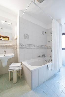 Hotel San Cassiano Ca'Favretto - Venetsia - Kylpyhuone