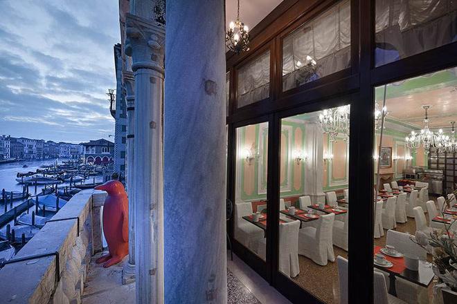 Hotel San Cassiano Ca'Favretto - Venetsia - Parveke