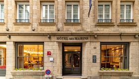 Hotel The Originals Saint-Malo Hotel des Marins - Saint-Malo - Gebouw