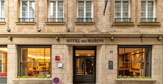 Hotel The Originals Saint-Malo Hotel des Marins - Saint-Malo - Building