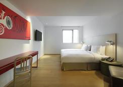 Amba Taipei Ximending - Taipei - Bedroom