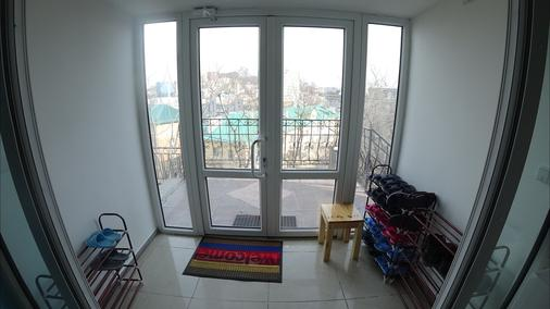 Tiger Hostel - Vladivostok - Balcony