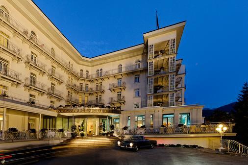 Steigenberger Grandhotel Belvédère - Davos - Rakennus