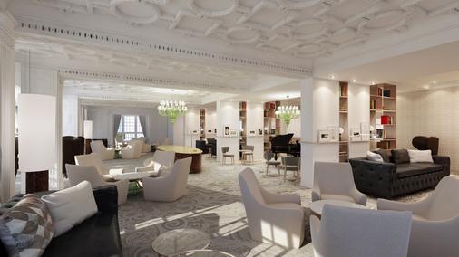 Steigenberger Grandhotel Belvédère - Davos - Baari