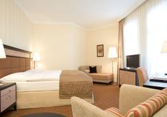 Steigenberger Grandhotel Belvédère - Davos - Makuuhuone