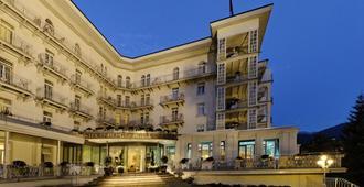 Steigenberger Grandhotel Belvédère - Davos - Edificio
