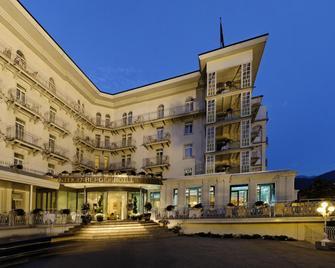 Steigenberger Grandhotel Belvédère - Davos - Gebäude